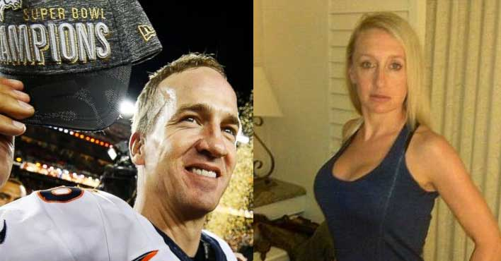 Peyton Manning and Jamie Naughright Lawsuit